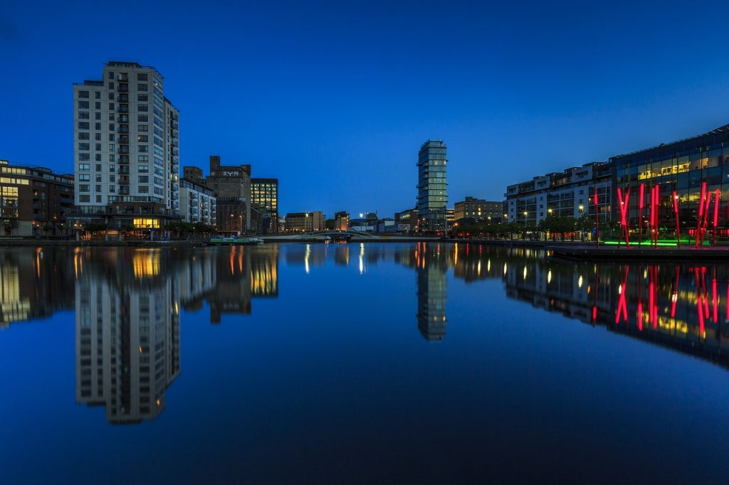 Welcome to Smithfield Square: The Best Place in Dublin
